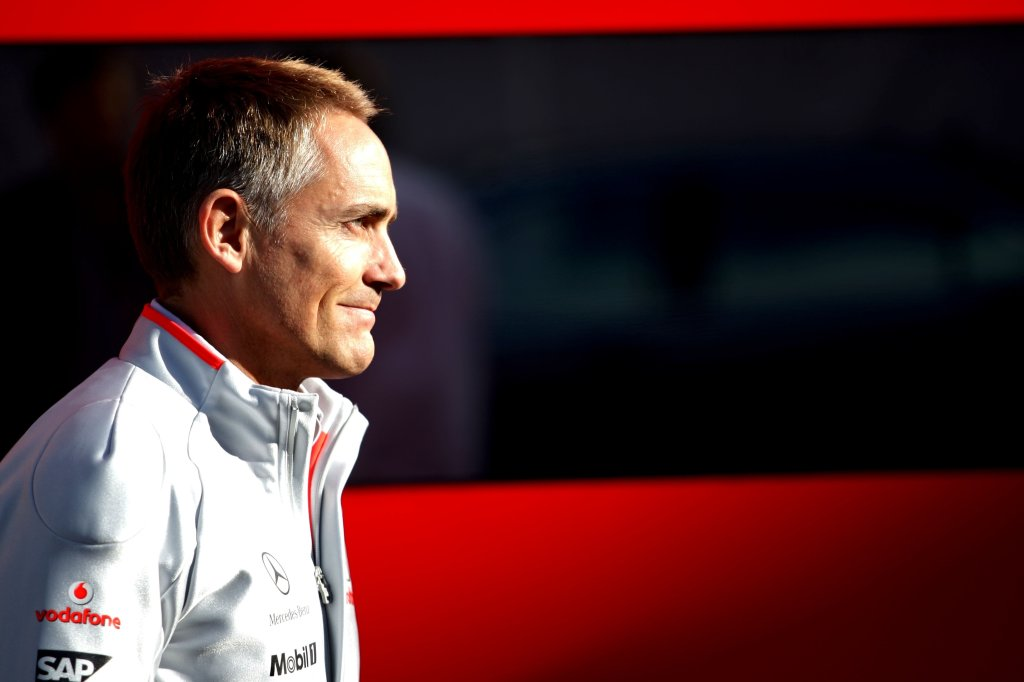 Martin Whitmarsh Returns To Formula 1