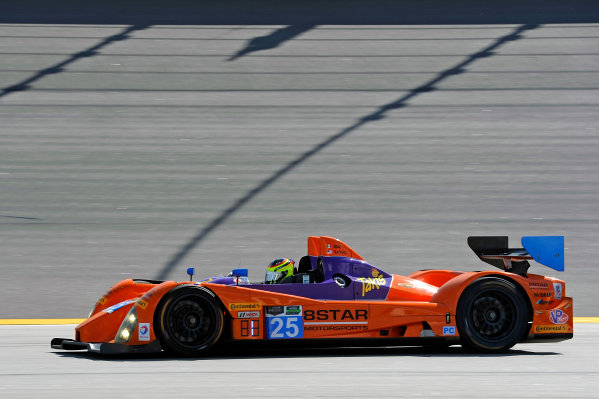 6-7 June, 2014, Kansas City, Kansas USA 25, Chevrolet, ORECA FLM09, PC, Luiz Diaz, Sean Rayhall ?2014, F. Peirce Williams LAT Photo USA