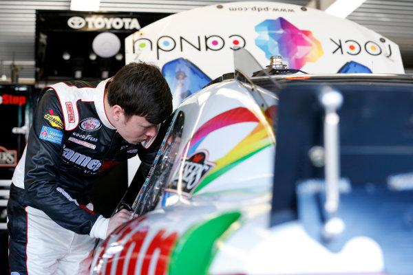 20-21 February, 2015, Daytona Beach, Florida USA Erik Jones, Game Stop Toyota Camry ©2015, Matthew T. Thacker LAT Photo USA