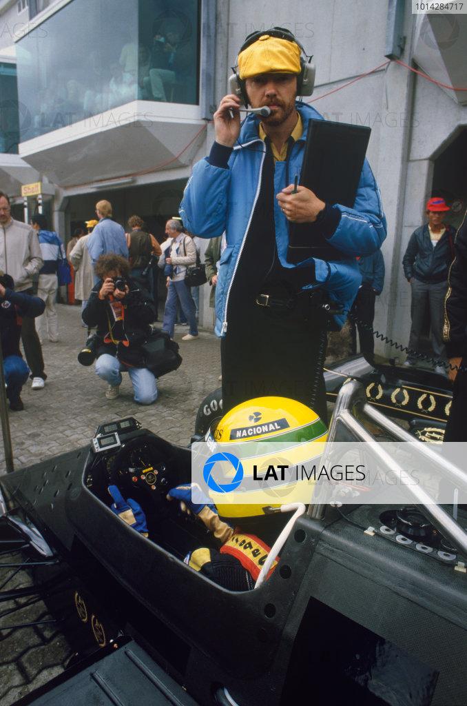 1985 Italian Grand Prix.