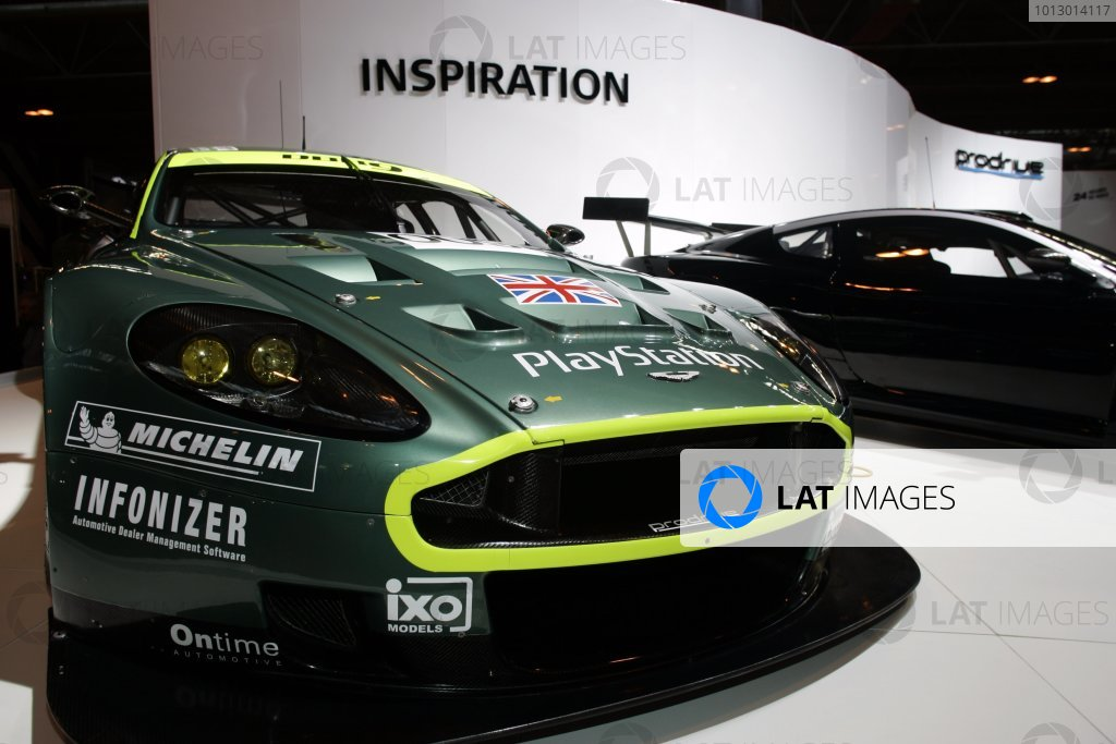 Autosport International Show Photo Motorsport Images - Car show management software