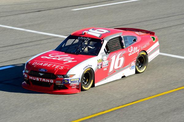 NASCAR XFINITY Series Virginia529 College Savings 250 Richmond Raceway, Richmond, VA USA Friday 8 September 2017 Ryan Reed, Lilly Diabetes Ford Mustang World Copyright: John K Harrelson / LAT Images