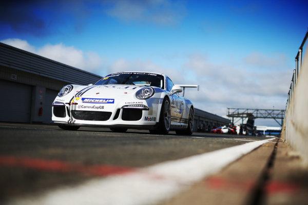 2017 Porsche Carrera Cup, Silverstone, Northants, UK. 16th-17th September 2017 Karl Leonard (IRL) World copyright. JEP/LAT Images