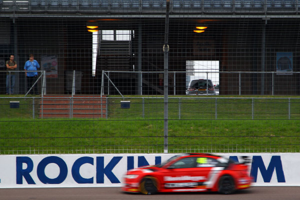 2017 British Touring Car Championship, Rockingham, England. 26th-27th August 2017, Ollie Jackson (GBR) AmDtuning.com with Cobra Exhausts Audi S3 World Copyright. JEP/LAT Images