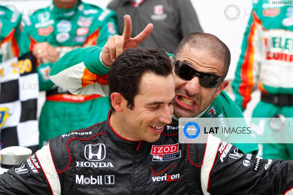 2010 IRL IndyCar Iowa Priority