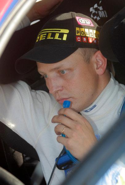 Round 11 Rally Catalunya 01-04 October 2009Mikko Hirvonen, Ford, WRC, PortraitWorldwide Copyright: McKlein/LAT