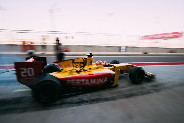 Bahrain International Circuit, Sakhir, Bahrain. Friday 31 March 2017 Norman Nato (FRA) Pertamina Arden  Photo: Malcolm Griffiths/FIA Formula 2 ref: Digital Image MALC1752