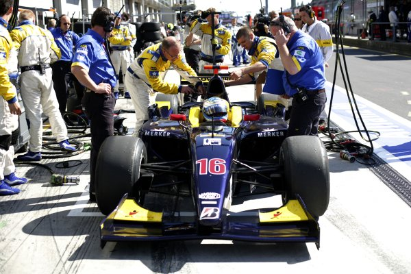 2007 GP2 Series. Round 6.