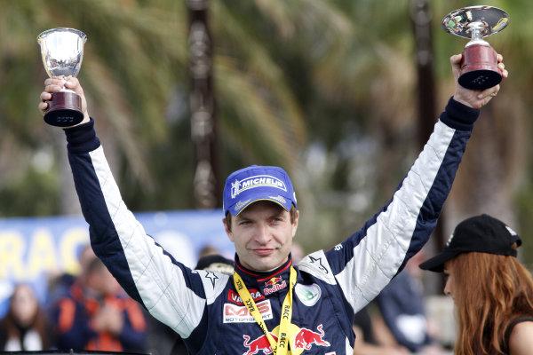 Round 12-Rally Spain. 20th-23th October 2011.Juha Hanninen, Skoda S2000, Portrait.Worldwide Copyright: McKlein/LAT