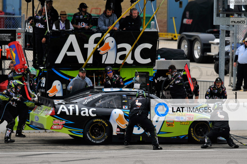 2011 NASCAR Chicago