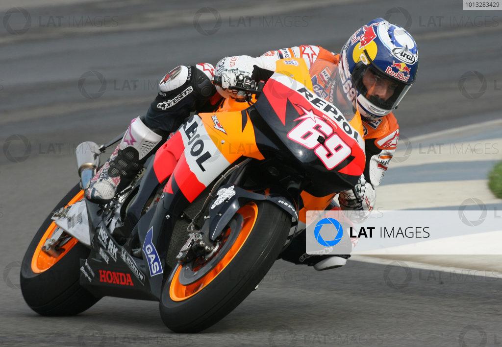 2008 MotoGP Championship - Indy