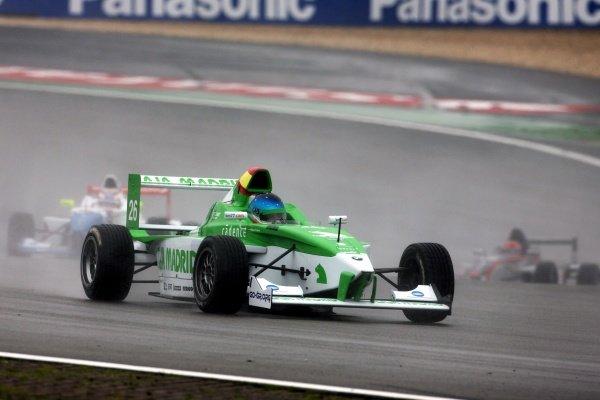 Ramon Pineiro (ESP) FMSI. Formula BMW Europe, Rd 4, Nurburgring, Germany, 10-12 July 2009.