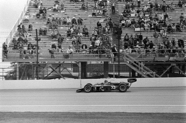 David Hobbs, Roy Woods Racing, Eagle 72 Offenhauser.