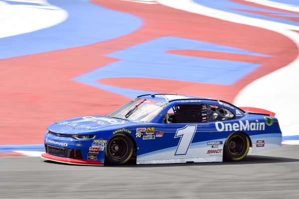 #1: Elliott Sadler, JR Motorsports, Chevrolet Camaro Chevrolet OneMain Financial