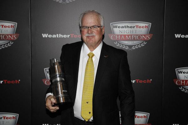 2018 WeatherTech Night of Champions, Gary Pratt