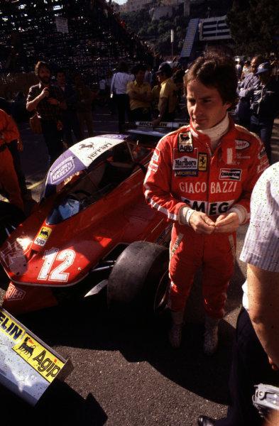 1979 Formula 1 World Championship.Gilles Villeneuve (Ferrari).Ref-V2A 05.World - LAT Photographic