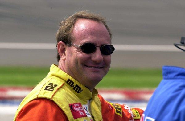2001 NASCAR Michigan August 19 2001Ken Schrader,-Robert LeSieur 2001LAT Photographic