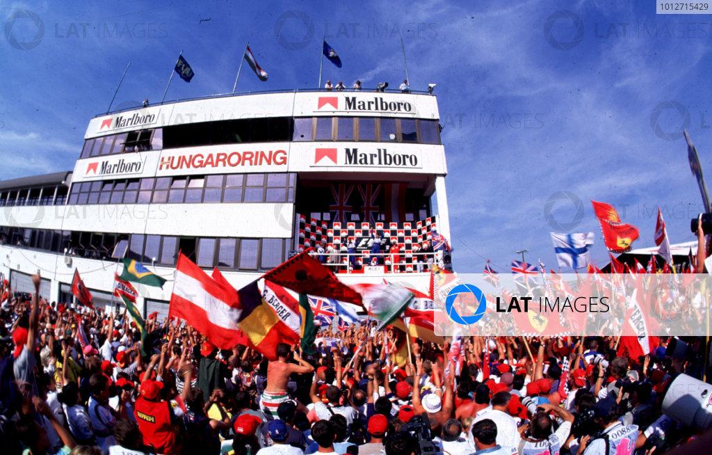 1995 Hungarian Grand Prix..