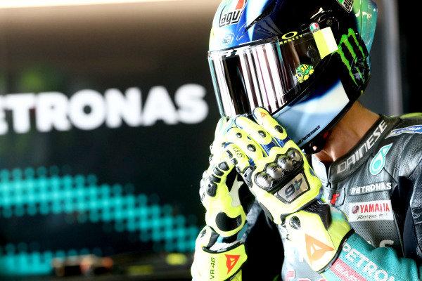 Valentino Rossi, Petronas Yamaha SRT.