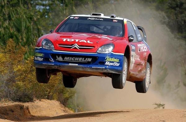 Colin McRae (GBR) / Derek Ringer (GBR) Citroen Xsara WRC finished 4th.World Rally Championship, Rd10, Telstra Rally Australia, Day Three, Perth, Australia, 7 September 2003.DIGITAL IMAGE