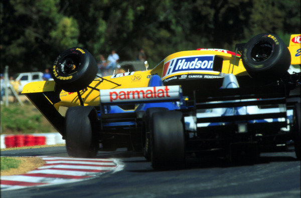 1996 Argentinian Grand Prix.