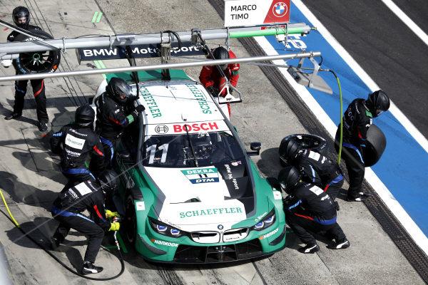 Marco Wittmann, BMW Team RMG, BMW M4 DTM, , pitstop.