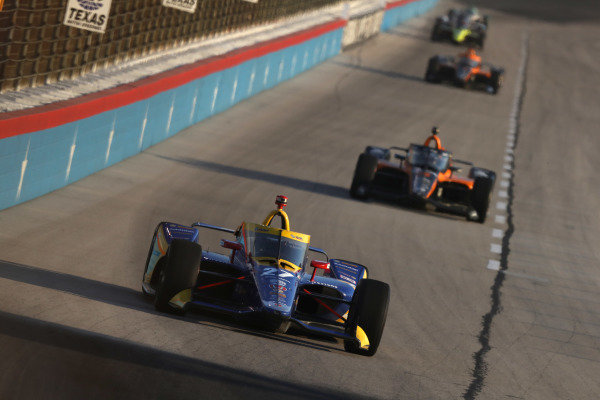Alexander Rossi, Andretti Autosport Honda Copyright: Chris Owens - IMS Photo