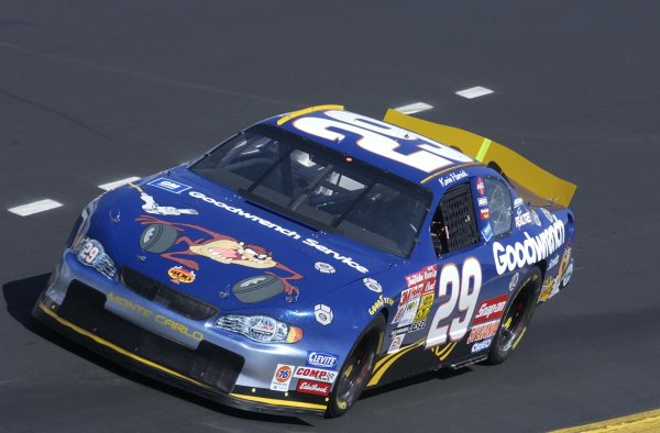 2002 NASCAR,Richmond Intl. Raceway,Sept 06-07, 20022002 NASCAR, Richmond,Va . USA -Kevin Harvick theme car,Copyright-Robt LeSieur2002LAT Photographic