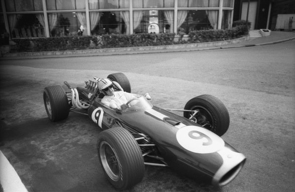 Denny Hulme, Brabham BT20 Repco.
