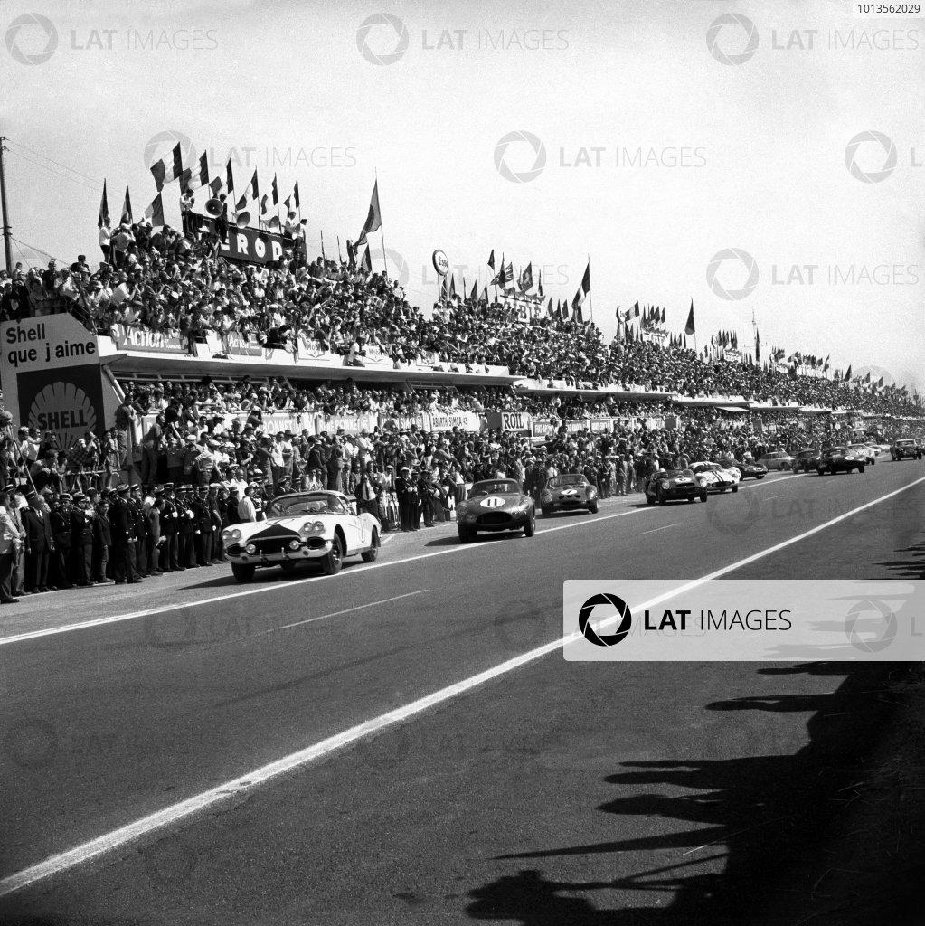 1962 Le Mans 24 Hours.: 1962 Le Mans Photo