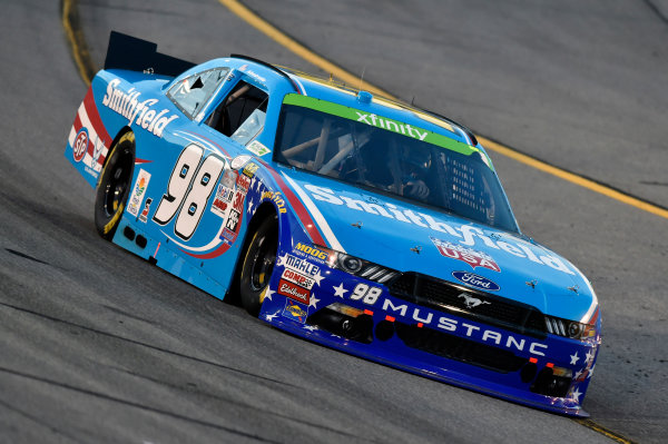 24 April, 2015, Richmond, Virginia USA Aric Almirola ? 2015, Nigel Kinrade LAT Photo USA