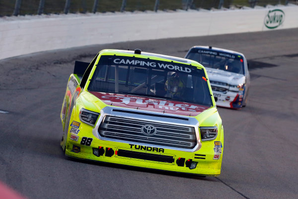 NASCAR Camping World Truck Series M&M?s 200 presented by Casey?s General Store Iowa Speedway, Newton, IA USA Friday 23 June 2017 Matt Crafton, Fisher Nuts/Menards Toyota Tundra World Copyright: Russell LaBounty LAT Images