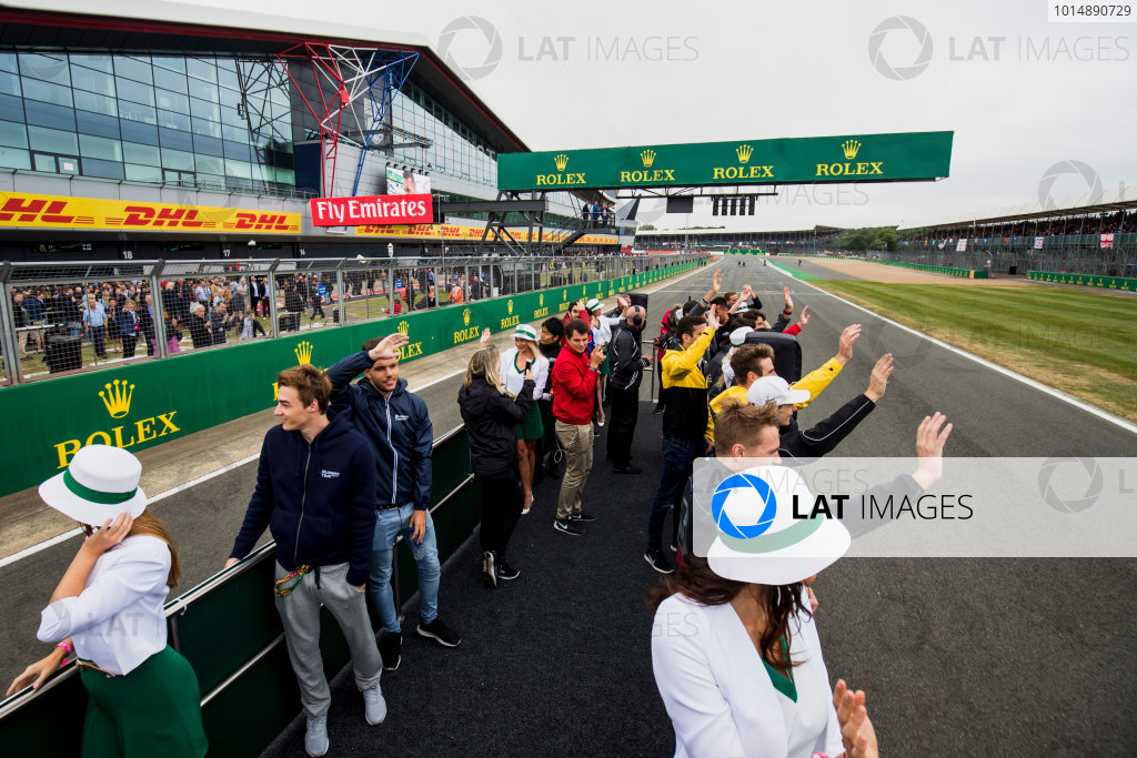Round 6 - Silverstone, Great Britain