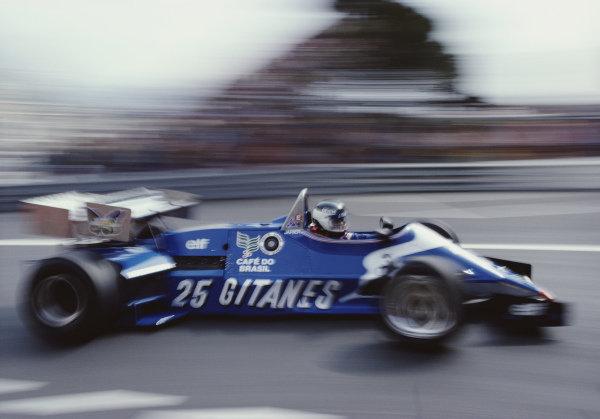 Jean Pierre Jarier, Ligier JS21 Ford.