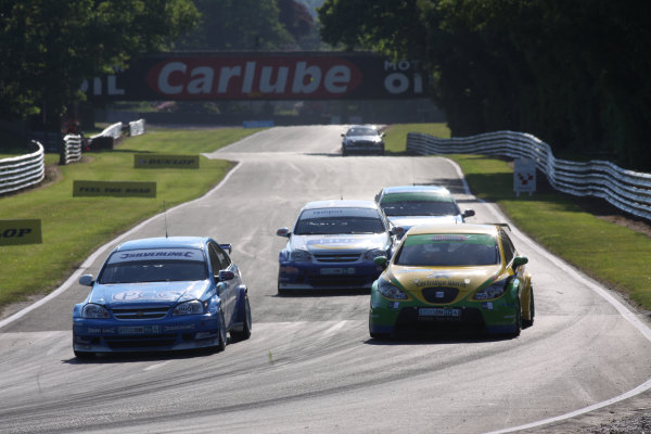 31st MayOulton Park, CheshireAll images Copyright Malcolm Griffiths/LATRef Digital image IMG_0565 JPGMat Jackson (GBR) RML/Chevrolet Lacetti