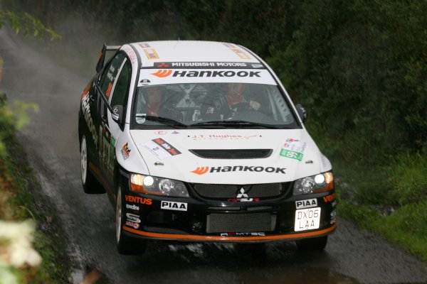 2006 British Rally ChampionshipUlster Rally, Armagh.2nd September 2006Gwyndaf EvansWorld Copyright - Ebrey/LAT Photographic