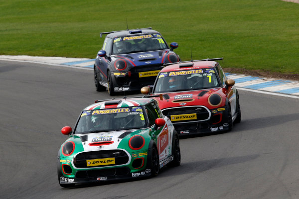 JCW Mini Challenge  Donington Park, Leicestershire. 23rd - 24th September 2017. Rebecca Jackson World Copyright: JEP/LAT Images