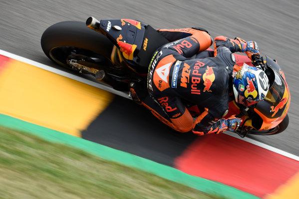 2017 MotoGP Championship - Round 9 Sachsenring, Germany Saturday 1 July 2017 Pol Espargaro, Red Bull KTM Factory Racing World Copyright: Gareth Harford/LAT Images ref: Digital Image 33729