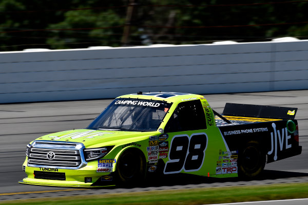 NASCAR Camping World Truck Series Overton's 150 Pocono Raceway, Long Pond, PA USA Saturday 29 July 2017 Grant Enfinger, Jive Toyota Tundra World Copyright: Rusty Jarrett LAT Images