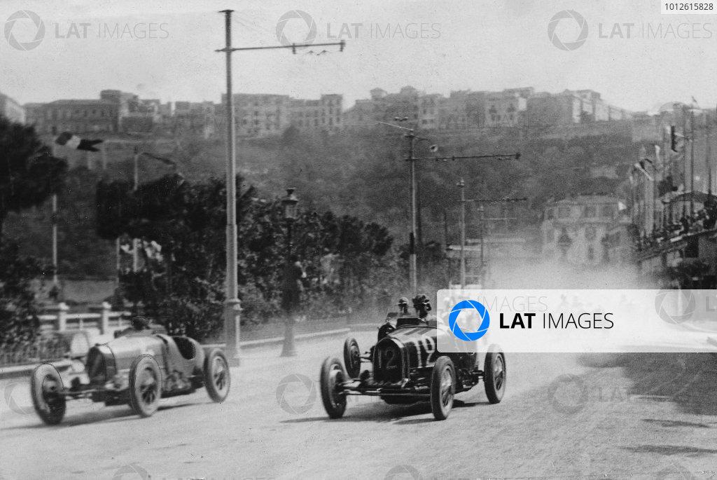 1929 Monaco Grand Prix.