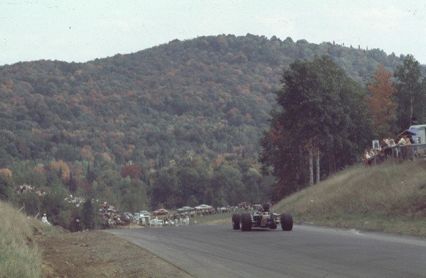1968 Canadian Grand Prix.Mont-Tremblant, (St. Jovite), Quebec, Canada.20-22 September 1968.Jean-Pierre Beltoise (Matra MS11).Ref-68 CAN 34.World Copyright - LAT Photographic