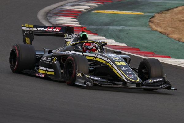 Nobuharu Matsushita ( #50 Buzz Racing with B-Max, Dallara SF19 Honda )
