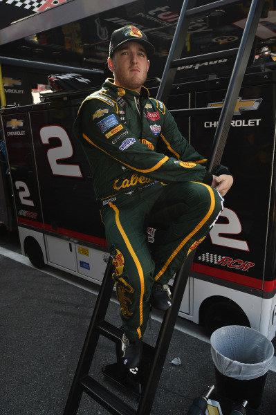 #3: Ty Dillon, Richard Childress Racing, Chevrolet Camaro Bass Pro Shops / Cabela's