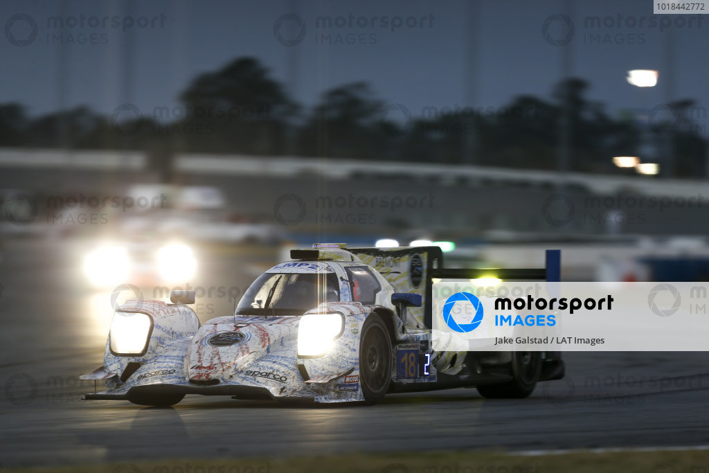 #18 Era Motorsport ORECA LMP2 07, LMP2: Kyle Tilley, Dwight Merriman, Paul-Loup Chatin, Ryan Dalziel