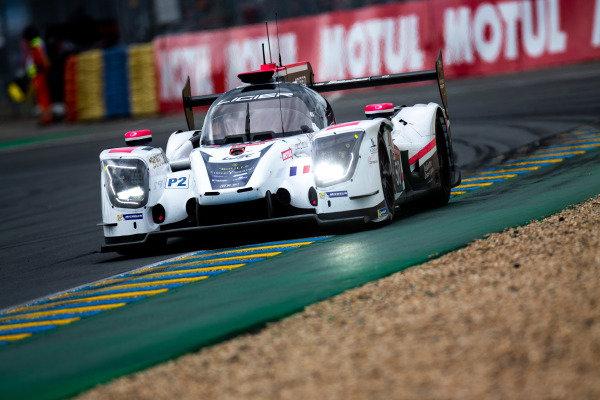 #50 Larbre Competiton, Ligier JS P217-Gibson: Erwin Creed, Romano Ricci, Nick Boulle