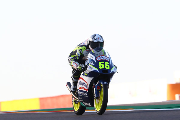 Romano Fenati, Max Racing Team.