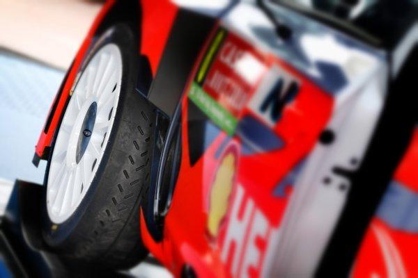 Hyundai i20 WRC. FIA World Rally Championship, Rd1, Rally Monte Carlo, Preparatons, Monte Carlo, 13-15 January 2014.