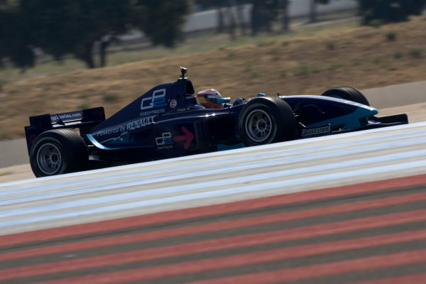 2005 GP2 Series Press DayPaul Ricard, FranceAdrian Campos (ESP) drive the GP2 car 28th June 2005World copyright: GP2 SeriesHi-Res Available