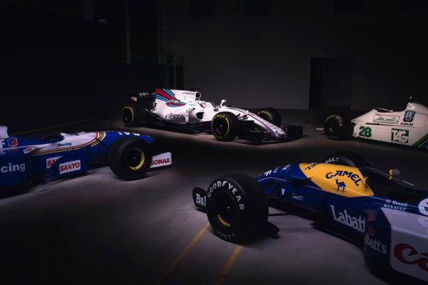 Williams FW40 Unveiling