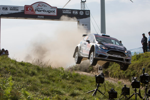 2017 FIA World Rally Championship, Round 06, Rally Portugal, May 18 - 21 2017, Teemus Sunniten, Ford, action, Worldwide Copyright: McKlein/LAT